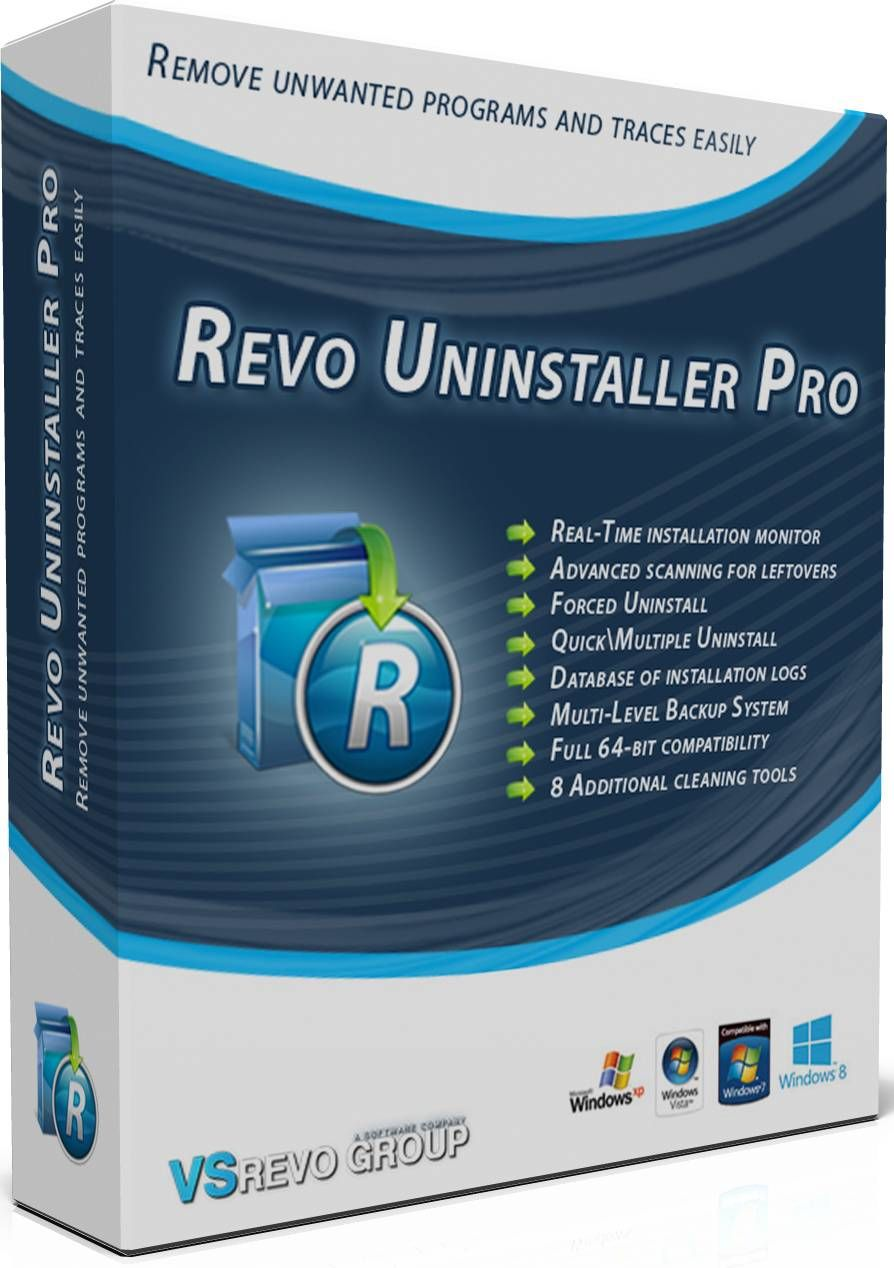 Revo Uninstaller Pro 4.1 portable