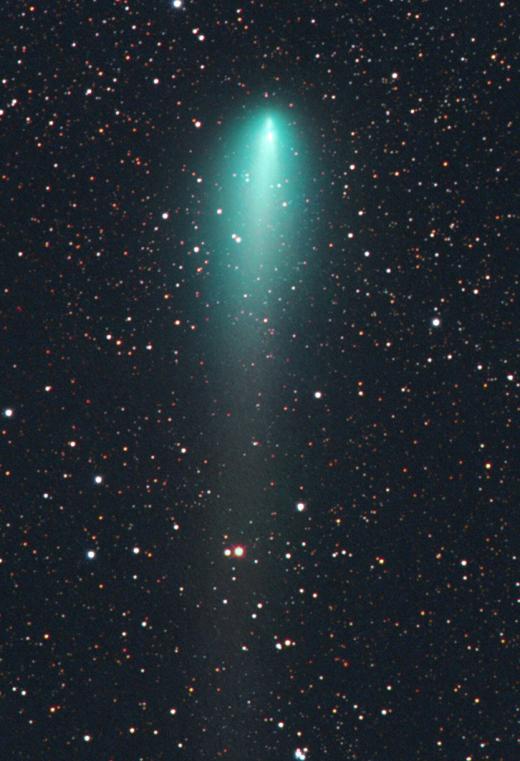 Michael Jäger - Cometa ATLAS em 12 de maio de 2020