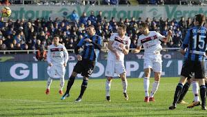 Prediksi Skor Cagliari vs Atalanta 6 Juli 2020