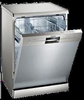 Siemens 12 Place Settings Dishwasher (SN 256 W01 GI)