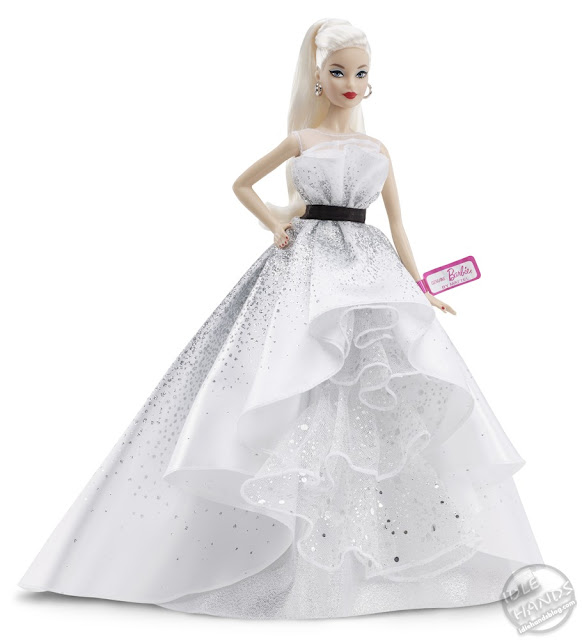 Toy Fair 2019 Mattel Barbie 60th Anniversary Doll 01