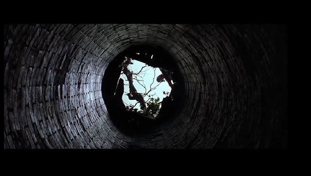 The Dark Knight Rises Batman Begins Wayne Well Tunnel