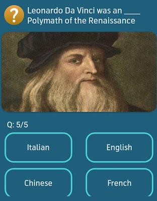 Leonardo Da Vinci was an Polymath of the Renaissance? MY TELENOR