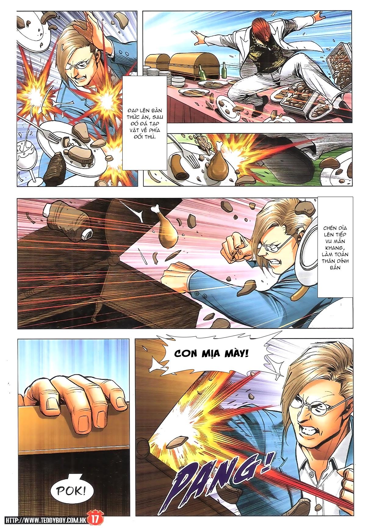 Người Trong Giang Hồ chapter 1889: power thật sự trang 16