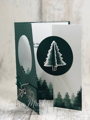 Stampin up Perfectly Plaid
