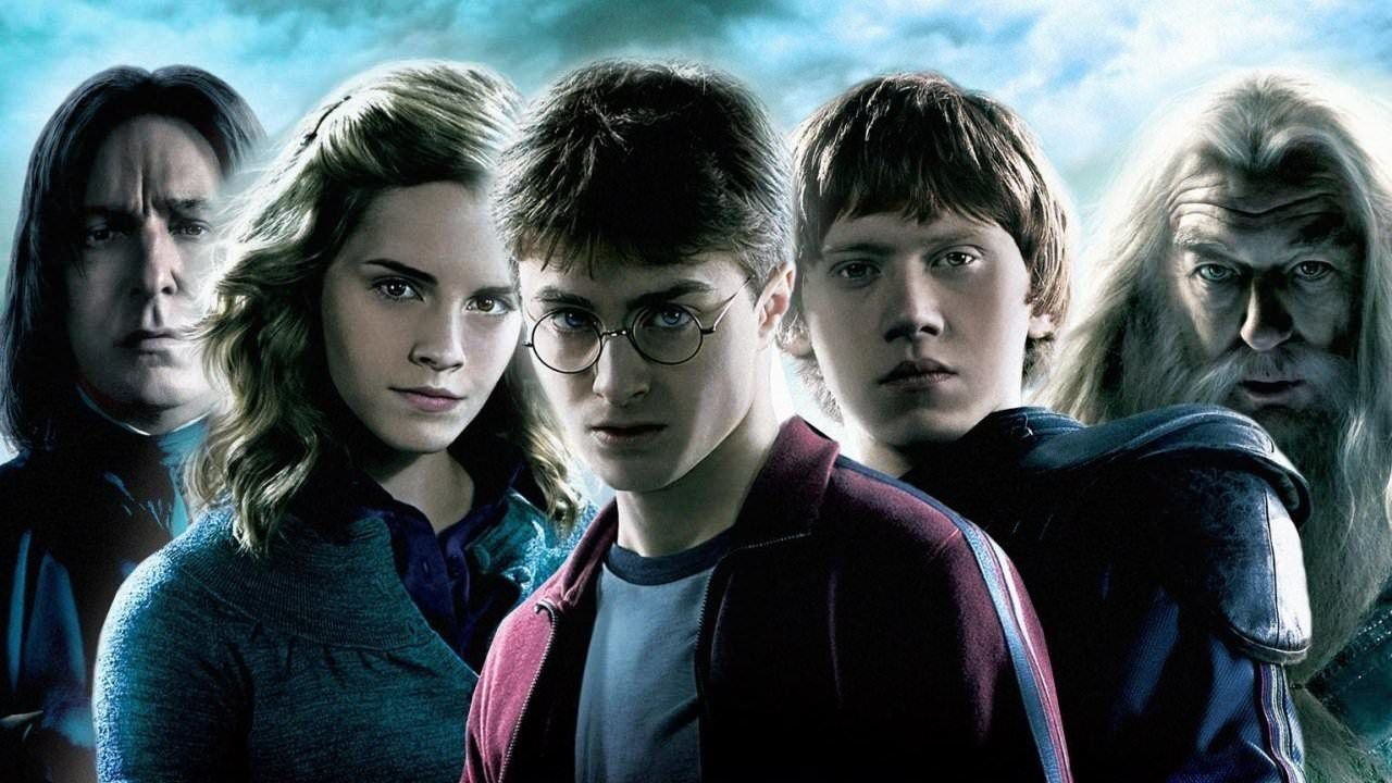 J.K. Rowling To Release Two More Harry Potter Books To Celebrate Franchise 20th Anniversary.