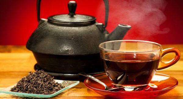 Como Escurecer o Cabelo com  Chá Preto