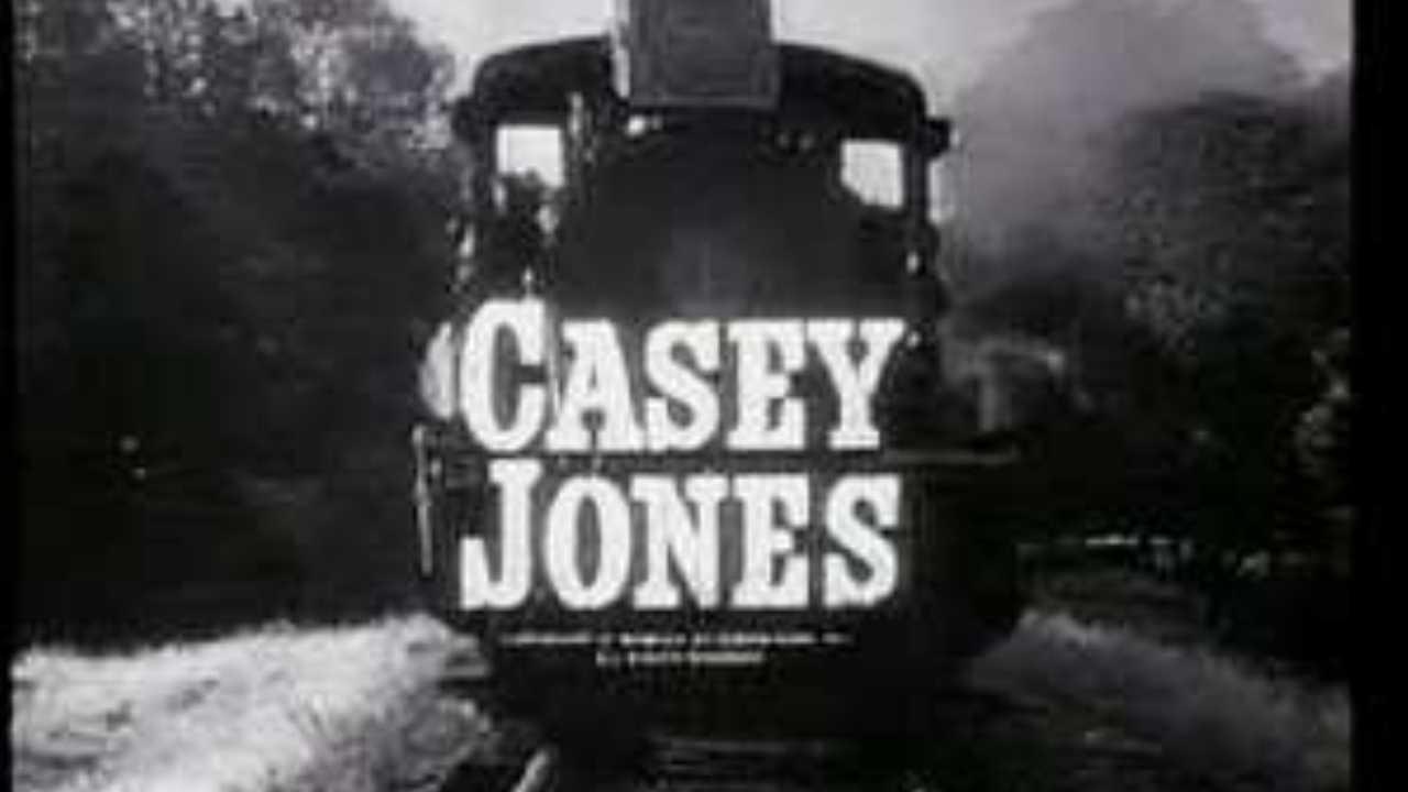 Falando em Série: CASEY JONES (1957)