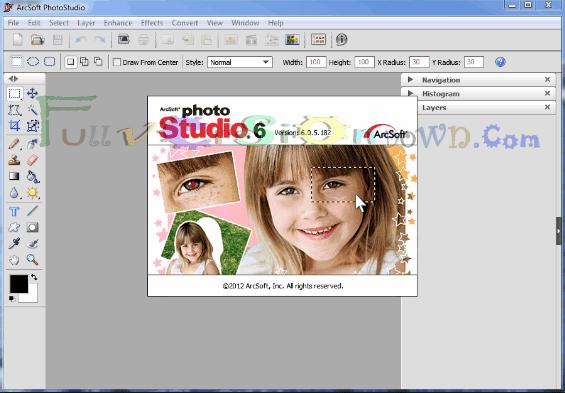 Download ArcSoft PhotoStudio Full Version