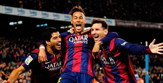 Cầu thủ của đội tuyển Barca