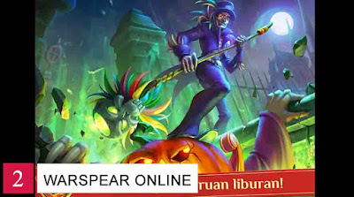 Game-MMORPG-Android-Ringan-Warspear-Online