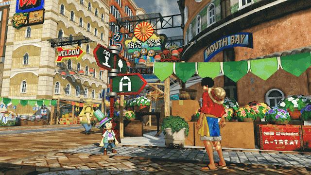 تأكيد تواجد عدة شخصيات في لعبة One Piece : World Seeker و هذه جميع التفاصيل …