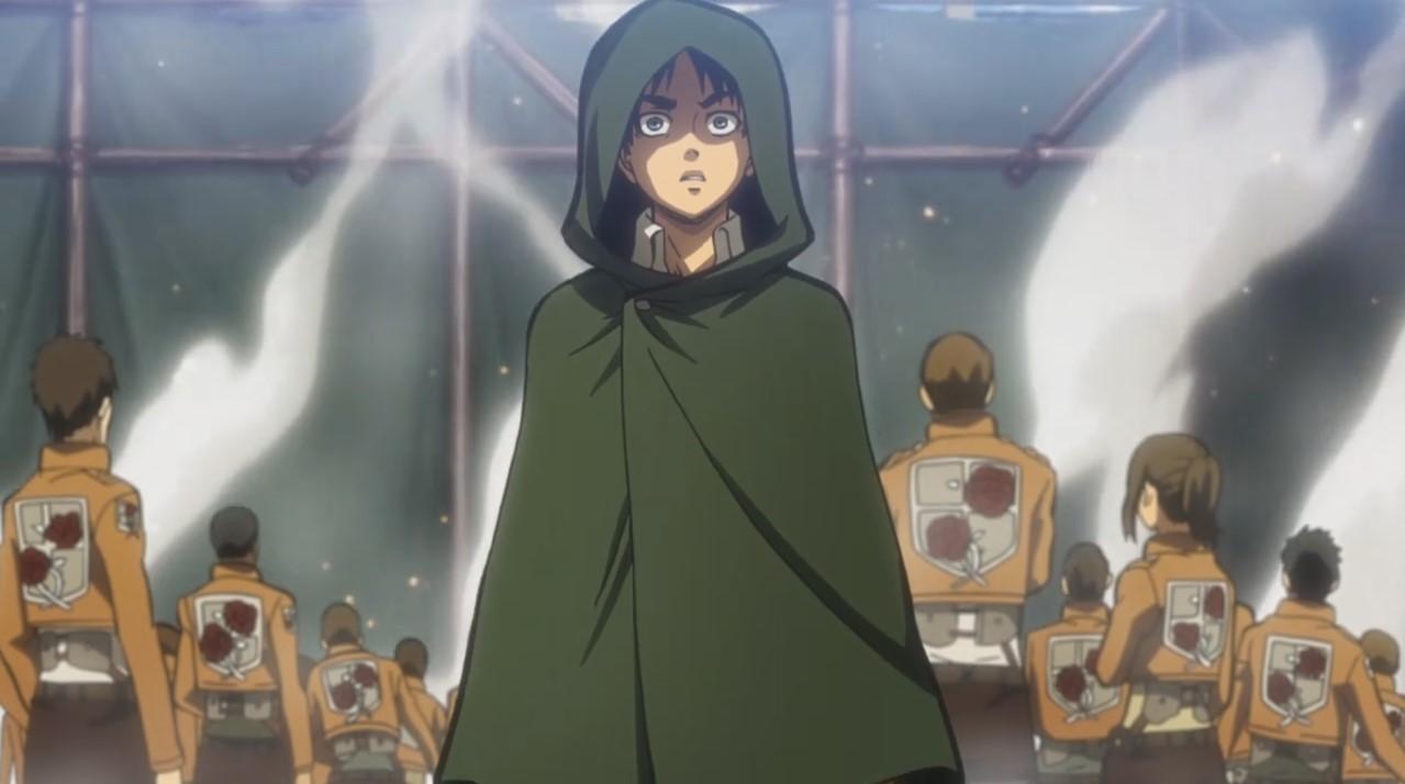 Shingeki no Kyojin – Episódio 15