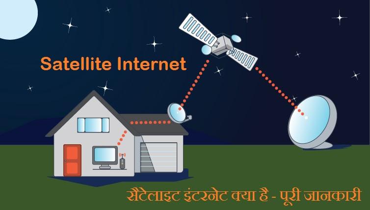 What-is-Satellite-Internet-सैटेलाइट इंटरनेट