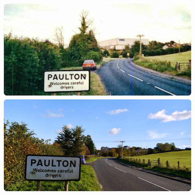 Then and Now - Paulton