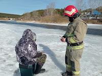 """акция """"Безопасный лёд"""""""