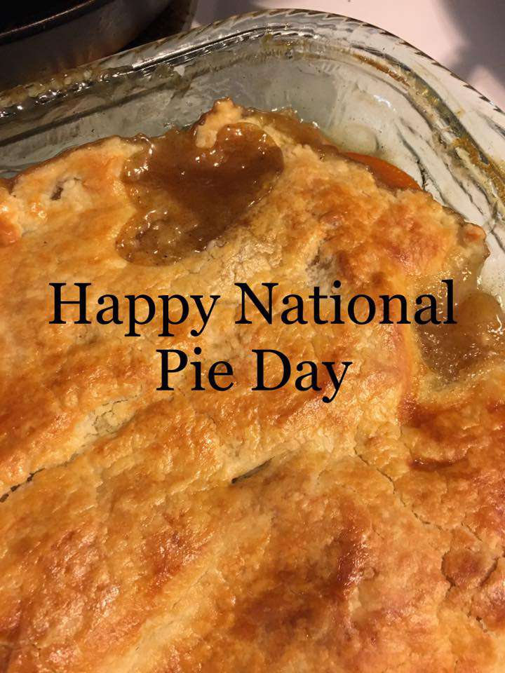 National Pie Day Wishes Images download