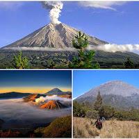 Semeru Hiking and Mt Bromo tour 4 Days 3 Nights