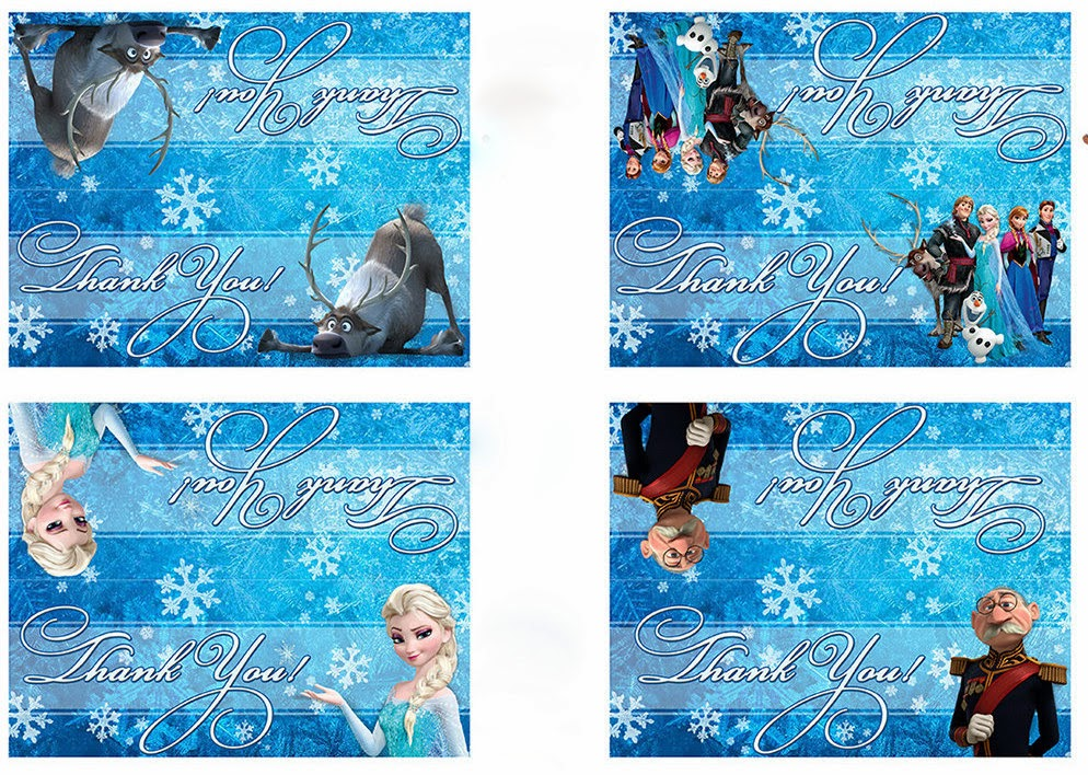 Free Printable Frozen Labels. - Oh My Fiesta! in english
