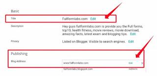 Free में blog और website कैसे बनाए? How to create a Blog in blogger plateform