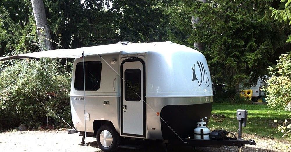 Armadillo Trailer 13 Foot Stylish Camping Option With Awesome Interior