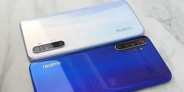 Tabel Harga Smartphone Realme Bulan Mei 2020