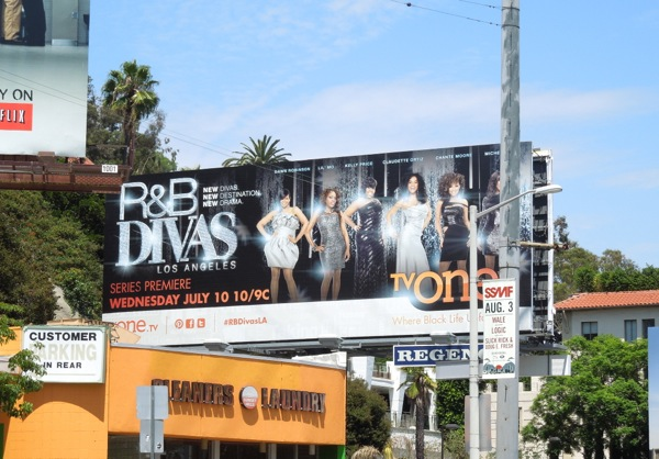 R&B Divas LA series premiere billboard