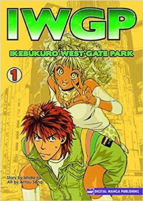 "Manga: Anunciada adaptación anime para ""Ikebukuro West Gate Park"""