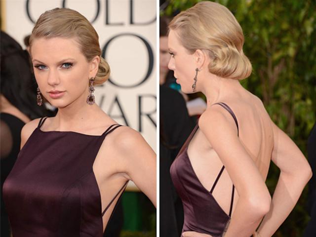 Melhores penteados Taylor Swift