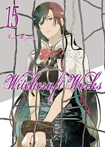 El manga Witchcraft Works entra en su arco final.