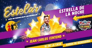 Concierto de Jean Carlos Centeno | Fiesta bajo las estrellas