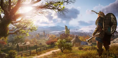 لعبة Assassin's Creed Valhalla