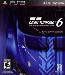 GRAN TURISMO 6 PS3 TORRENT