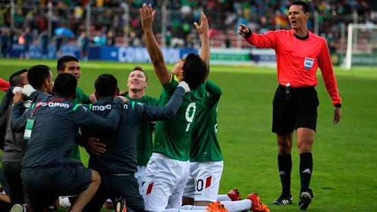 Cuando Bolivia se proclamó... campeona del mundo