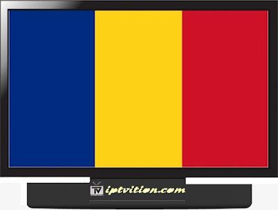 IPTV Romania m3u channels GRATUIT