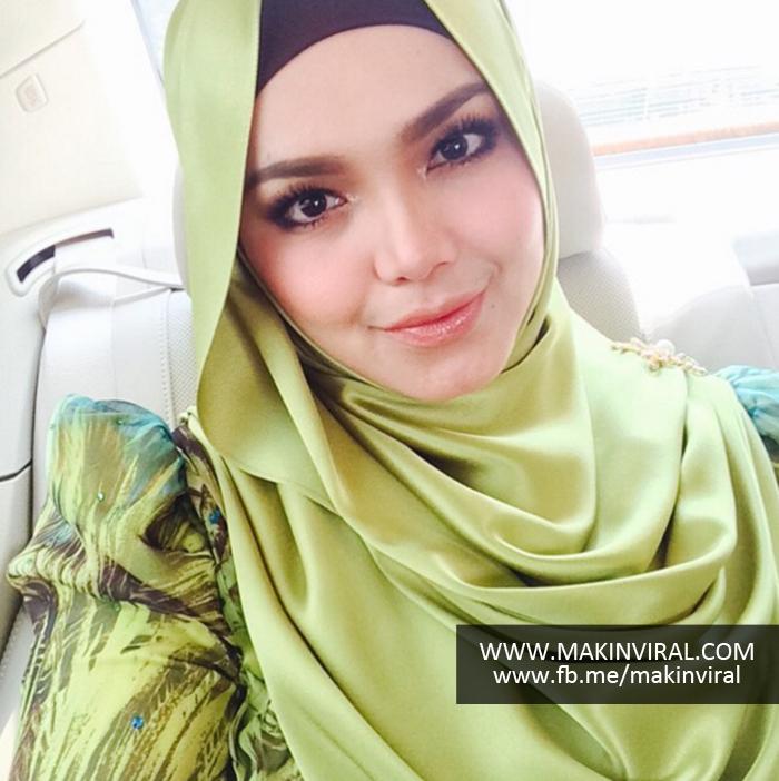 #ROMANTIK ~ Sejak Hamil, Datuk K Akui Siti Semakin Manja