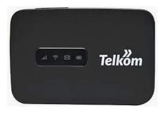 Telkom 4G mifi router