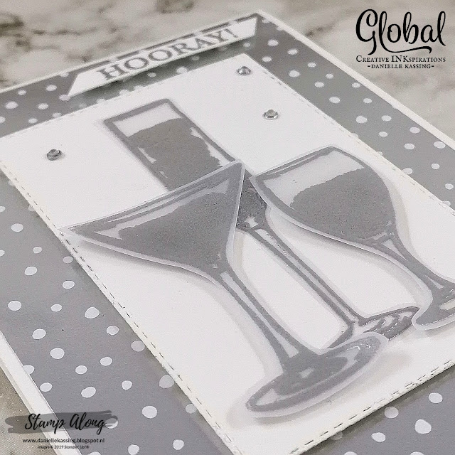 Stampin' Up! Sip sip hooray