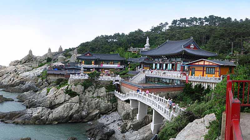 Tempat Wisata di Busan