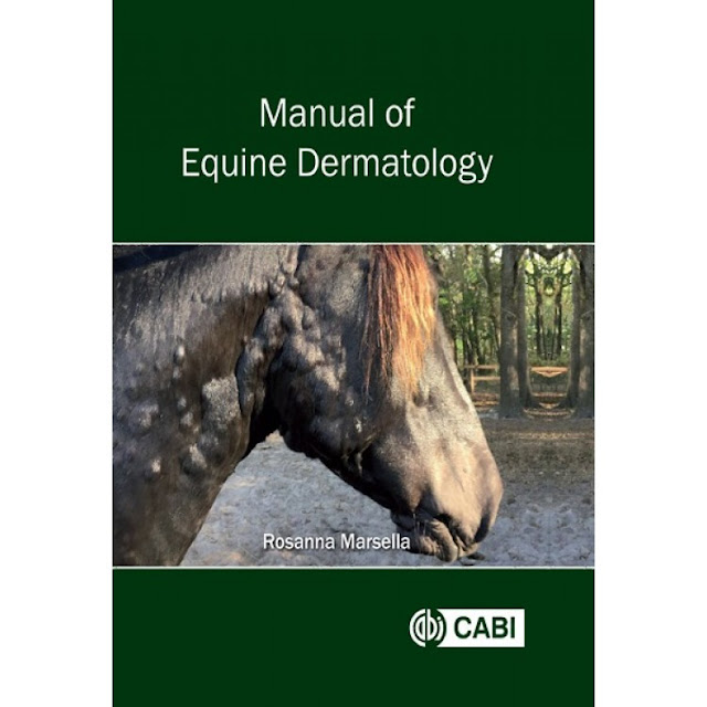Manual of Equine Dermatology  - WWW.VETBOOKSTORE.COM