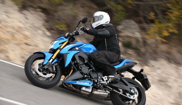Suzuki GSX-S 1000 Test, It is awesome
