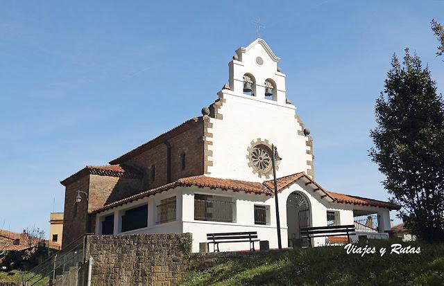 Iglesia de San Miguel de Tazones