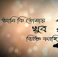 Ami Ki Tomay Khub Birokto Korchi Lyrics