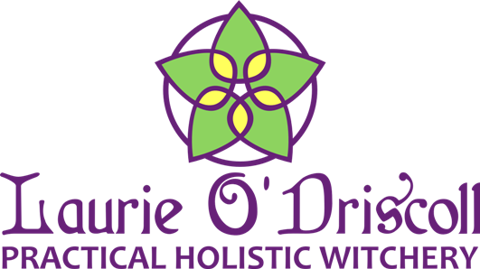 Laurie O'Driscoll Practical Holistic Witchery