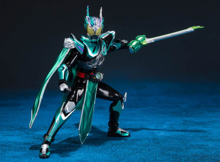 Action Figure Kamen Rider Bren 2019