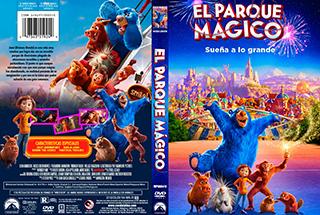 Wonder Park - Parque mágico - Cover - DVD