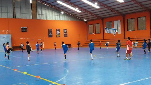 Jadwal Lengkap Women Pro Futsal League 2017, Mantan Timnas Ikut Seleksi KUA