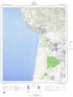 Agadir maps