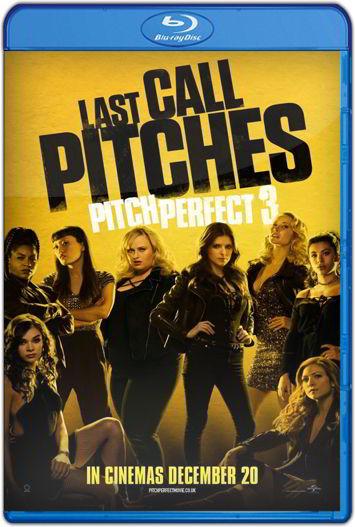 Notas Perfectas 3 (2017) HD 1080p y 720p Latino