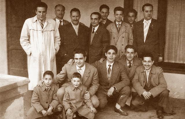 La Farga de Bebié en 1956
